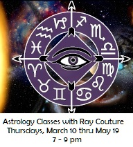 Astrology Class with Ray Couture