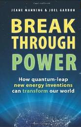 Breakthrough Power by Jean Manning