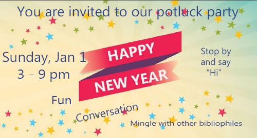 Come To Our New Year's Day Party
